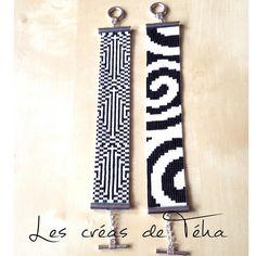 """Nouveaux bracelets en perles Miyuki tissées!! À retrouver très vite dans la boutique """"les créas de Téha"""" sur alittlemarket.com (lien dans ma bio)#alittlemarket #etsy #etsyshare #etsyfrance #etsyhandmade #faitmain #madeinfrance #handmade #handmadejewelry #perlesmiyuki #miyukiaddict #jetissedesperlesetjassume #madeinfrance #bracelets"""