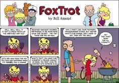 FoxTrot Comic Strip on GoComics.com