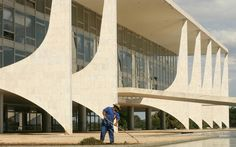 Planalto do Palácio, Brasília