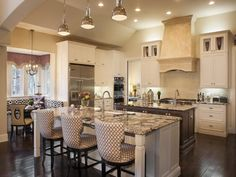Image result for kitchen designs with islands
