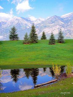 Jackson Hole Wyoming Fine Art Photography Landscape by hershellias