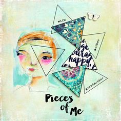 Pieces of Me - MOC4 - Day 22 - Inspiration/Ad Challenge-Nancie Rowe Janitz | M3 Oct 15, Free Spirit, All For Fall Sissy Sparrows| Room 19-Proj. 1 (retired) Fonts | The Dorothy, Manhattan Darling