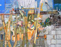 Exposição Lucia Laguna - Jardim - Mercado Arte