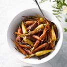 Try the Roasted Spiced Carrots Recipe on williams-sonoma.com/