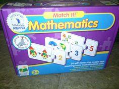 Match It! Mathematics