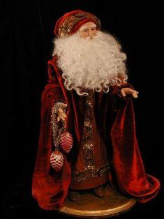 Bonnie Jones - Another spectacular Santa by Bonnie