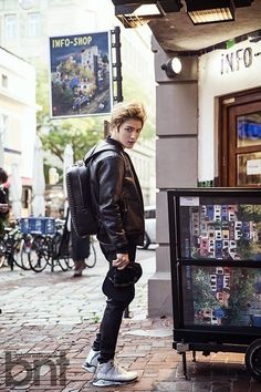 JYJ Fan'antic': [PHOTOS] Kim Jaejoong BNT International Photoshoot In Vienna Austria 2014 - Part 4