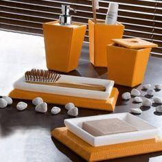 41 Best Bathroom In Orange Color Images In 2013 Bathroom
