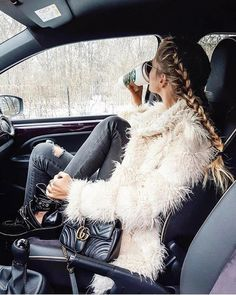 I Berlin - leonie hanne – haute couture Mode Outfits, Winter Outfits, Fashion Outfits, Ohh Couture, Leonie Hanne, Winter Instagram, Berlin Fashion, Winter Pictures, Wanderlust Travel