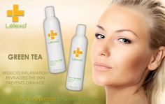 Green Tea Wash gently removes impurities, excess oil and make up leaving skin new and fresh without stripping the skin.