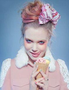 Regally Grunge Editorials : S Moda La Reina De Las Tendencias