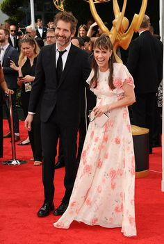 Pin for Later: Relive the Best Moments From the 2014 Emmys  Amanda Peet and her…