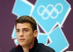 Matt Anderson- 2012 Men's USA Olympic Volleyball Team