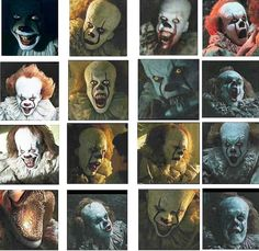 THE MANY FACES OF IT / BAD DREAMS ALL AROUND .