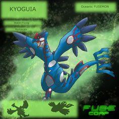 Kyogia, now digital. by Agryo on deviantART