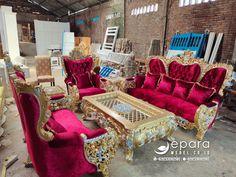 Wood Farnichar, Living Room Sofa, Sofa Set, Armchair, Couch, Classic, Modern, Furniture, Home Decor