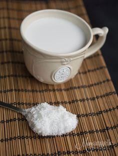 Γάλα καρύδας (φτιάξ' το μόνος σου) | βασικές συνταγές | βουρ στο ψητό! | συνταγές | δημιουργίες| διατροφή| Blog | mamangelic