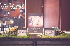 お洒落で可愛い結婚式の受付スペース・ウェルカムスペース飾りまとめ   marry[マリー]