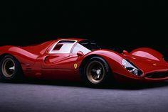 Icon: Ferrari 330 P3 and P4 - Gear Patrol