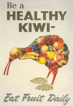 Free Flavour » Be a healthy Kiwi
