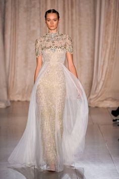 Marchesa Spring 2013 Ready-to-Wear Runway