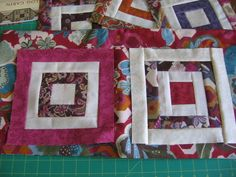 apple crisp quilt using jelly rolls