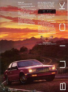 1985 Buick Somerset