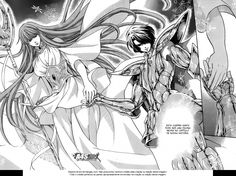 Saint Seiya - The Lost Canvas Gaiden capítulo 87 Anime Manga, Anime Guys, Anime Art, Manga Rock, Japan Art, Saints, Comics, Drawings, Artists