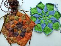 Knitting Entrelac St