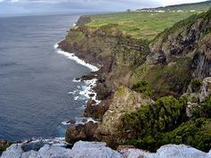 The Azores Islands: Terceira Island