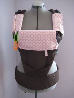 Can I DIY this? Bib and drool pads for a Beco Gemini Carrier
