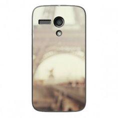 Motorola Moto G Eiffel Tower Case