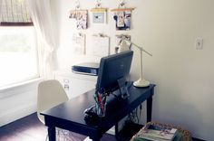 traditional home office by House of Earnest