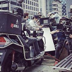 Misaeng: Im Siwan filming BTS