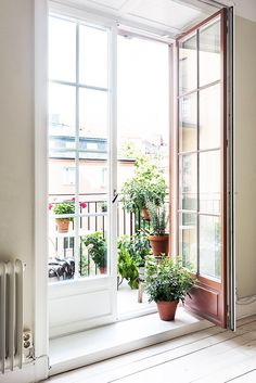garden terrace in stockholm apartment for rent via fantastic frank / sfgirlbybay