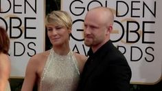 SNTV – Robin Wright and Ben Foster Call Off Their Engagement