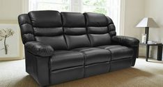 Lazy Boy Sofa Bed Black Color