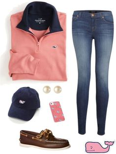 Vineyard Vine lover outfit❤️