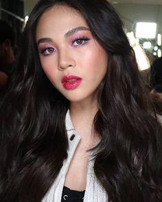 Best Makeup Looks of July So Far - Janella Salvador Filipina Actress, Filipina Beauty, Yassi Pressman, Gabbi Garcia, Bea Alonzo, Megan Young, Glam Makeup, Salvador, Star Fashion