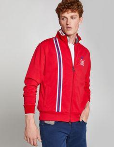 Casual Chic, Mens Outdoor Jackets, Mens Winter, Man Men, Bomber Jacket, Typography, Zip, Tees, Sweaters