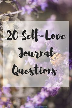 Develop a deep, loving relationship with yourself! You can't figure out what you want if you've never taken the time to ask yourself and then reflect on your answers. Click to read about ALL 20 journaling questions & writing prompts to help you find your authenticity and self-love. Go to http://TheTruthPractice.com to read about inspiration, authenticity, fulfillment, manifesting your dreams, getting rid of fear, living by intuition, self-love, self-care, words of wisdom, and relationships.