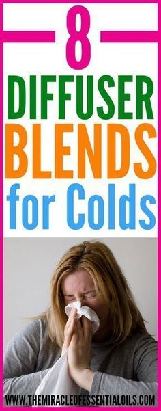 Check out 8 essential oil diffuser blends for colds in this article! Having a cold sucks! But thankfully, home remedies like essential oils can improve your cold and make it disappear faster! Colds are common viral infections. They affect the upper respiratory system including the throat, nose, larynx and sinuses. Symptoms of Colds Below are … #essentialoilssinusinfection