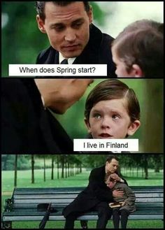 Depressing Finland <<<< Heyh!!! This isn't funny!! It's true... but not funny.