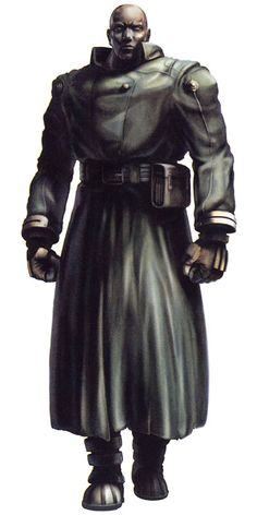 Resident Evil Tyrant | Power Limiter - Resident Evil Wiki - The Resident Evil encyclopedia