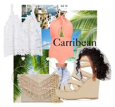 """""""The Carribean: San Juan, Puerto Rico"""" by sugarcanepop on Polyvore featuring Lilliput & Felix, Cynthia Rowley, Natasha Schweitzer and Charlotte Russe"""