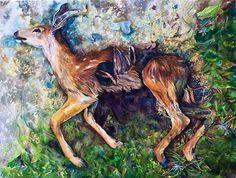 animal-watercolor-pencil-paintings-janie-stapleton-6