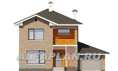 Вид спереди (зеркальный) House Design, Cabin, House Styles, Home Decor, Homemade Home Decor, Cabins, Cottage, Architecture Illustrations, Decoration Home