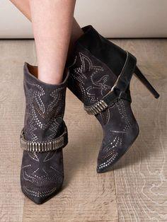 Milwaukee hobnailed boots ISABEL MARANT | elfsacks