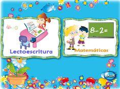 * MÓN INFANTIL* y ciclo inicial: juegos educativos on-line