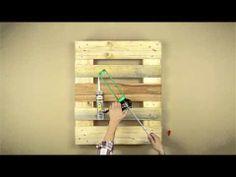 Bricofans   Crear un jardín vertical - YouTube